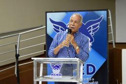 Presidente da FAEMS, Alfredo Zamlutti Júnior