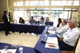 Reunião CDE Sebrae e visita Exposhopping