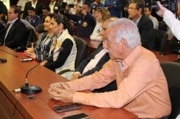 Encontro com candidato à presidência Henrique Meireles