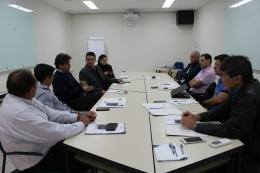 Reunião da diretoria FAEMS