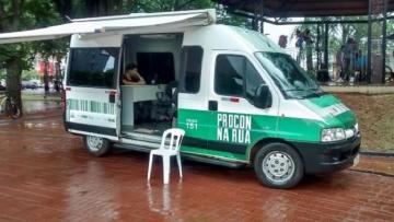 Na Semana do Consumidor, Procon realiza atendimentos na praça Ary Coelho