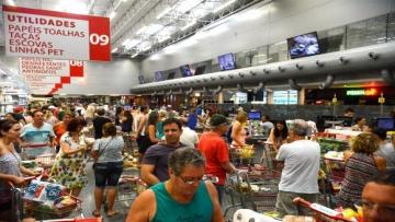 Mercado reduz projeção da inflação de 4,19% para 4,15% este ano