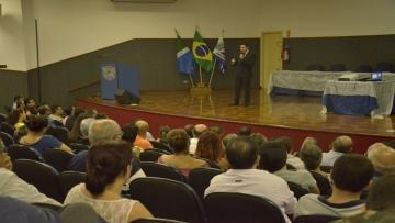 FAEMS prestigia em Jardim a palestra: Transforme seu imposto de renda em ação para crianças e adolescentes