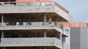 Confiança da construção cresce e atinge maior nível desde junho de 2015