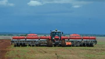 Plantio do milho atinge 93% da área  em Mato Grosso do Sul