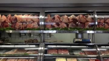 Preço do quilo da carne bovina cai 18% em um mês em açougues de MS