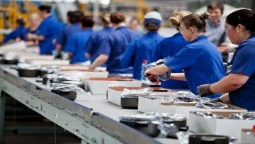 Inflação de produtos na saída das fábricas é de 0,09% em março