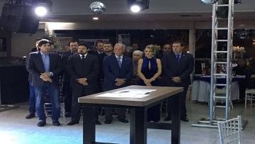 Associação Comercial e Industrial de Três Lagoas realiza posse de nova diretoria