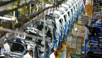 Indústria avança 0,6% em abril, maior alta para o mês desde 2013