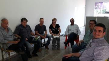 Diretoria da FAEMS visita Associações para divulgar projetos e parcerias