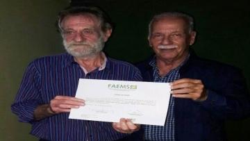 FAEMS empossa novo presidente da Associação Comercial de Rio Brilhante
