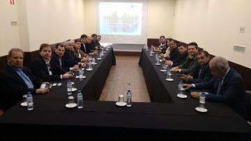 Reunião na CCIP – Câmara de Comércio e Indústria Portuguesa