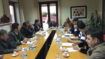 Reunião CCP- Confederação do Comércio e Serviço de Portugal