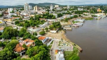 Áreas de livre comércio em Ponta Porã e Corumbá