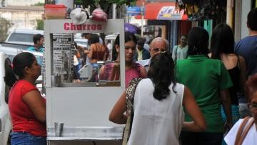Vendedores ambulantes de alimentos  serão regulamentados em Campo Grande