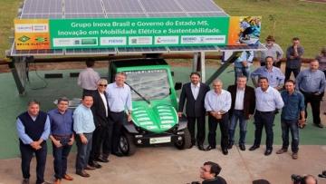 Para Longen, instalação de montadora de veículos elétricos trará mais inovação a MS