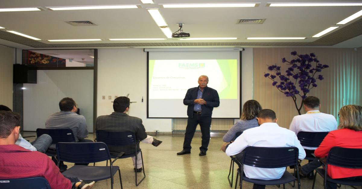 Com palestras e troca de experiências, FAEMS realiza Encontro de Executivos