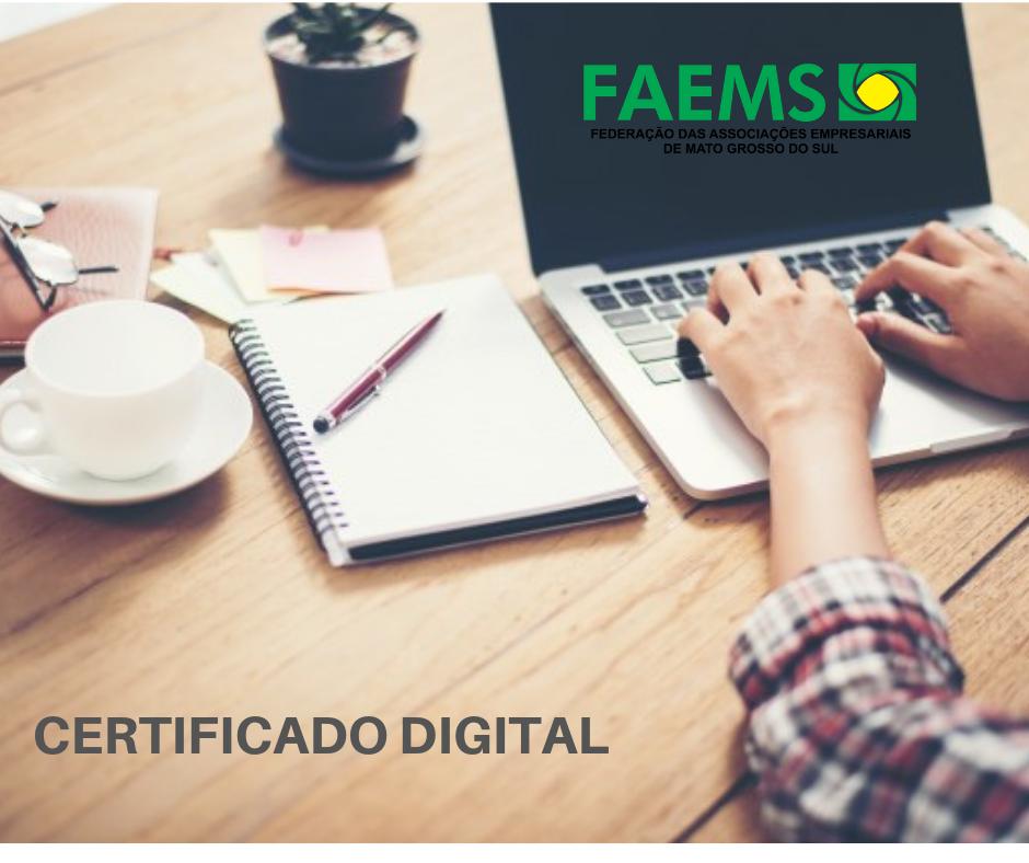 Certificado Digital otimiza tempo e oferece segurança aos empresários