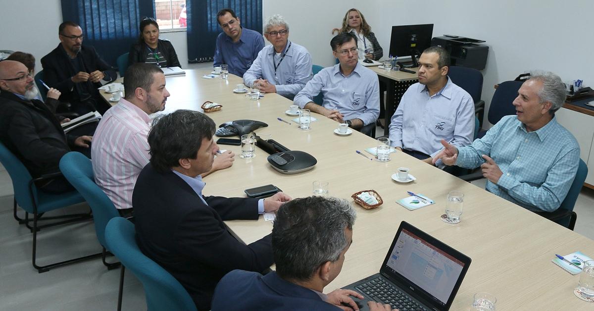 Visita da TBG a MSGÁS reforça posição estratégica de MS no mercado do gás no Brasil