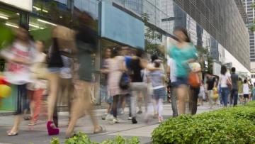Confiança do comércio brasileiro recua pelo 2º mês seguido