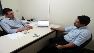 FAEMS e CDL se reúnem para definir parcerias futuras