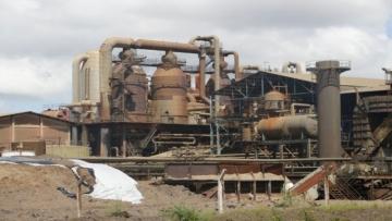 Possível reativação de usina dá esperança a trabalhadores desempregados