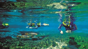 Turismo cresce e Bonito recebe quase 61 mil turistas no 1º trimestre deste ano