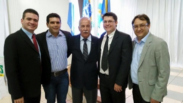 Novo presidente da Associação Empresarial de São Gabriel busca melhorias para a classe