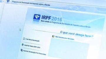 Contribuinte já pode consultar extrato da declaração do IR
