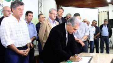 Governo de MS reduz imposto da energia elétrica para avicultura e irrigação
