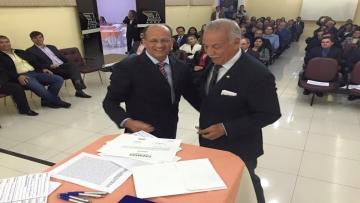 Toma posse novo presidente da Associação Comercial de Ponta Porã