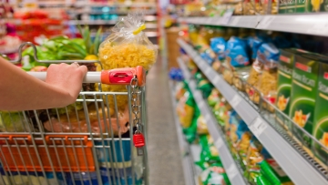 Vendas nos supermercados aumentam no primeiro quadrimestre, diz associação