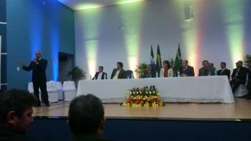 Toma posse novo presidente da Associação Comercial e Empresarial de Naviraí