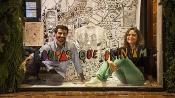 Empresa carioca é responsável pela materialização de vitrines