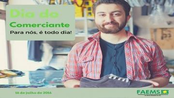 No Dia do Comerciante, FAEMS comemora parcerias e resultados positivos