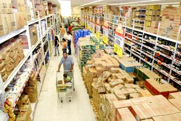 Vendas no setor atacadista têm crescimento real de 2,26% em junho