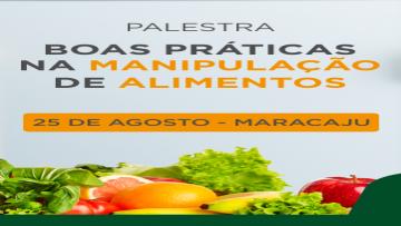 Inscrições abertas para palestra sobre manipulação de alimentos em Maracaju