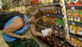 Vendas do setor de supermercados aumentam no acumulado do ano