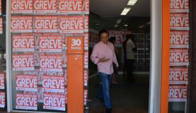 Bancários entram em greve a partir do dia 6 em todo o país