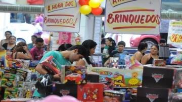 Dia da Criança deve injetar R$ 7,3 bilhões no comércio nacional