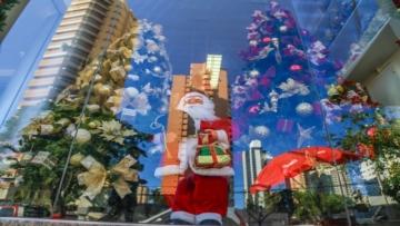 A três meses do Natal, expectativa do comércio é de movimentar R$ 300 mi