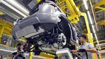 Indústria recupera fôlego e produção cresce 0,5% em setembro