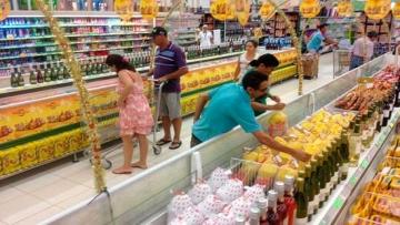 Supermercados preveem vendas estáveis neste Natal