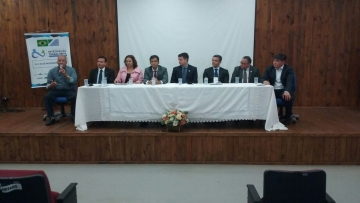 FAEMS participa de Fórum de Integração Trabalhista do Mato Grosso do Sul