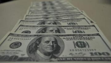 BC: entrada de dólares no país fica em US$ 3,811 bilhões em novembro
