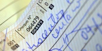 Percentual de cheques devolvidos por falta de fundos cai em novembro