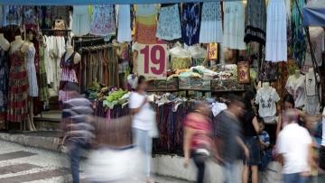 Índice de Confiança do Empresário do Comércio sobe 24,1%
