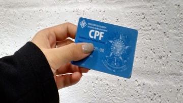 Receita lança serviço para atualizar dados do CPF pela internet