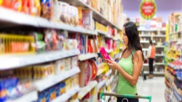 Vendas dos supermercados crescem 1,58% em 2016