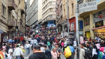 Comércio aposta no crescimento de vendas para o carnaval